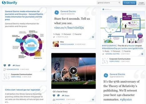Five Reasons Why Storify Points to the Future of Content | Irresistible Content | Scoop.it