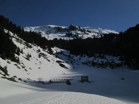 Cirque de Campuls et sa cabane. | Randonnée et de l'escalade. | Scoop.it