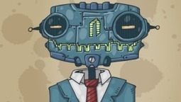Why Lawyers Need Not Fear The Onset of the Robot Lawyer | Law Firm News & Marketing | Scoop.it