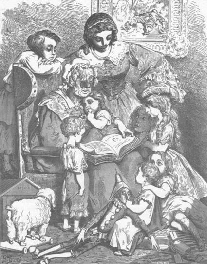 Imaginaria » Los cuentos de Charles Perrault, ¿cuentos maravillosos o documentos históricos?   Estrategias de Promocion de Lectura   Scoop.it