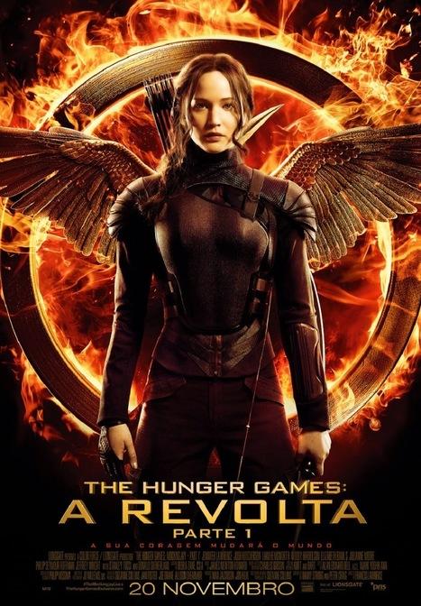 The Hunger Games - A Revolta parte 1 | Ficção científica literária | Scoop.it