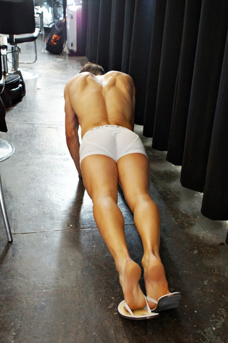 Models Backstage: Parke & Ronen - JHP by Jimi Paradise ™   FASHION & LIFESTYLE!   Scoop.it
