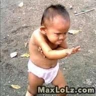 Funny dancing baby - Funny kids dance ~ Funny Pictures Gallery | FUNNY PICTURES AND WALLPAPERS | Scoop.it