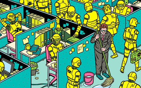 'Rise of the Robots' and 'Shadow Work' | Peer2Politics | Scoop.it