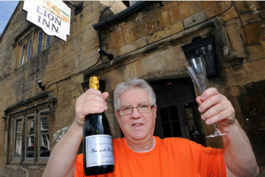 Raise your glasses to Winchcombe's Festival of Fizz - Gloucestershire Echo | Winchcombe and surrounding area | Scoop.it