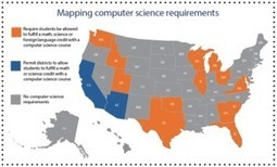 More states requiring computer science for graduation   Educational Technology: Policy & Government   Scoop.it