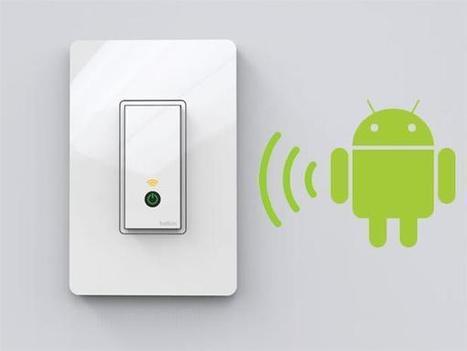 CES 2013 : contrôler vos éclairages avec WeMo, l'interrupteur nouvelle génération signé Belkin | Immobilier | Scoop.it
