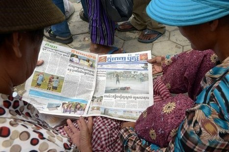 Cambodian Journalist Who Exposed Illegal Fishing Murdered | Natural resources | Scoop.it