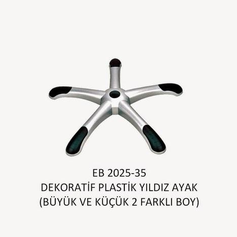 Ofis Koltuk Ayakları - Dekoratif Plastik Yıldız - Calsit Koltuk   Ofis Koltuk Tamir   Scoop.it