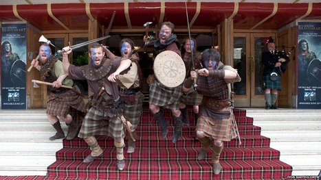 Braveheart screening marks battle date | Culture Scotland | Scoop.it