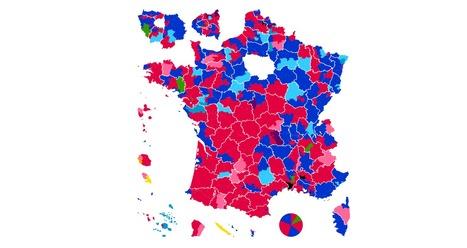 Législatives : tous les résultats du 2e tour sur la carte interactive publiée par Libération.fr   LYFtv - Lyon   Scoop.it