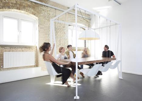 Atelier Decor: swing table | Interior Life | Scoop.it