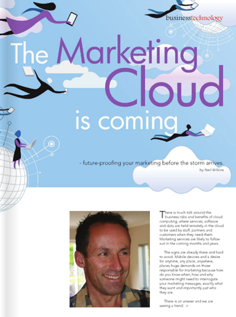 Digital Marketing Maturity: The Journey to Cloud Marketing - Viper Marketing & Communications Group | Help to Develop Cloud Marketing | Scoop.it