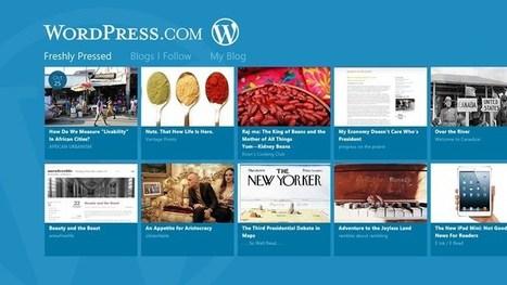 20 plataformas gratuitas para crear blogs y sitios web corporativos | Las herramientas del Community Manager | Scoop.it