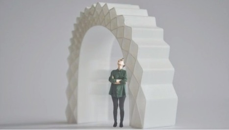 A 3D printed house rises in Amsterdam | Avant-garde Art, Design & Rock 'n' Roll | Scoop.it