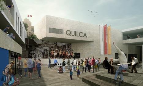 Regenerando un barrio contracultural: Propuesta para el Jirón Quilca en Lima | Arquitectura Life Style | Scoop.it
