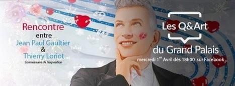 La RMN-Grand Palais et Facebook créent un nouveau rendez-vous numérique avec l'art : les Q&Art | Médias sociaux et tourisme | Scoop.it