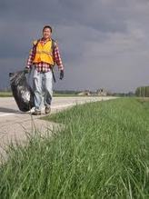 3,762 Miles Walked And 100 Tons Of Trash | KindSpring.org | This Gives Me Hope | Scoop.it