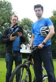 Bat-inspired tech lets blind man ride mountain bike | New technologies | Scoop.it