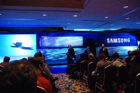 Les Smartphones Samsung pourraient utiliser le chargement par résonance magnétique en 2014 | irm | Scoop.it