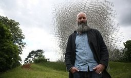 The sculpture controlled by bees: Wolfgang Buttress's Hive   Digital #MediaArt(s) Numérique(s)   Scoop.it