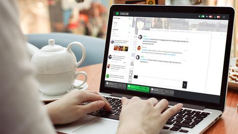 Réseaux sociaux : transformer une audience en clients fidèles | Internet world | Scoop.it