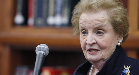 Albright: Mitt gets C on foreign policy | Gender, Religion, & Politics | Scoop.it