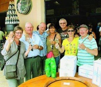 La Route du champagne ne rate pas sa sortie - L'Est Eclair   La Route du Champagne en Fête (@Route_Champagne   Scoop.it