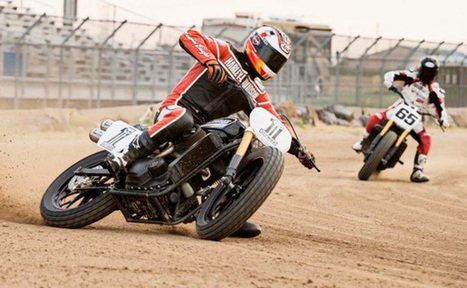New Harley-Davidson Street 750 Motorcycle Sends Dirt Flying at X Games Austin - AMA Pro Racing | California Flat Track Association (CFTA) | Scoop.it