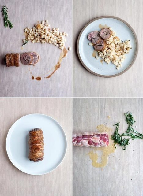 Roast lamb with garlic and rosemary haricot beans « Cooking Blog ... | 4-Hour Body Bean Cookbook | Scoop.it