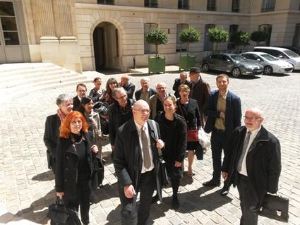 Le CAPE reçu par Benoit Hamon - Les Cahiers pédagogiques   Société éducative   Scoop.it