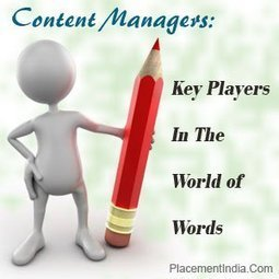 Content Manager | PlacementIndia.com-Official Blog for Career Education & Employment | Search Jobs in India | Placement India | Scoop.it