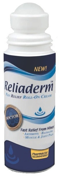 Reliaderm Pain Reliever: Our Experience After Two Weeks | Health Information & Products | Scoop.it