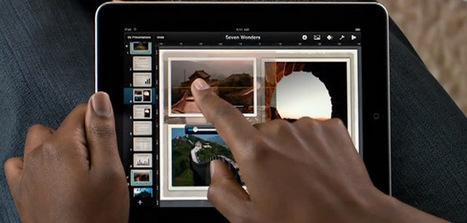 Presentaties geven met je iPad. Hoe pak je dat aan? | My knowledgebox at work | Scoop.it