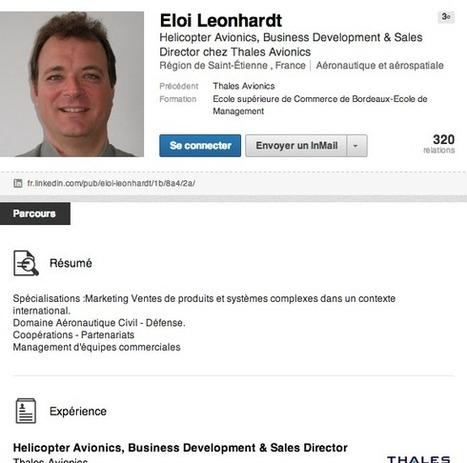 Le sourcing et le recrutement sur Linkedin | Recrutement & Réseaux Sociaux | Scoop.it