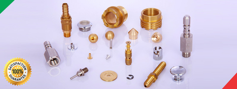 Premium Quality of CNC Turned Components in India | Business | Scoop.it