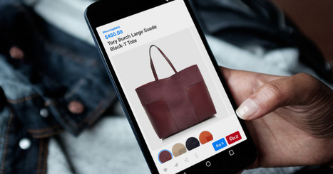 Pinterest acquires shopping app tote to bring you more buyable fashion items | Pinterest tips & more | Scoop.it