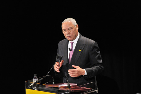 Colin Powell: GOP Holds 'Dark Vein Of Intolerance' | Daily Crew | Scoop.it