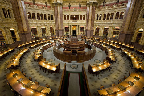 The Library of Congress Is Uploading 75 Years of Poetry and Literature Recordings | Google Lit Trips: Reading About Reading | Scoop.it