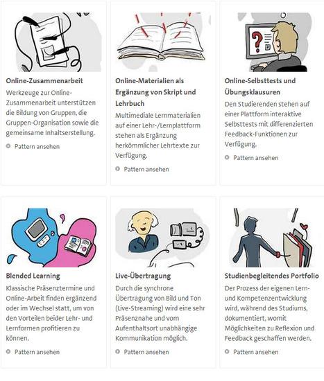eLearning-Patterns : Beispiele : Universität Hamburg   Zentrum für multimediales Lehren und Lernen (LLZ)   Scoop.it
