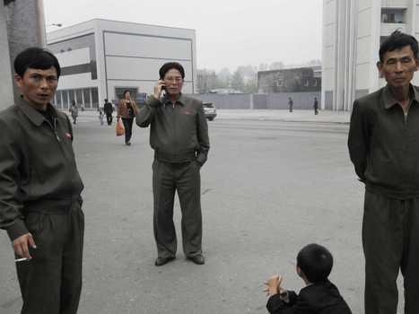 A WORLD WITHOUT ADS: Weirdly Barren Pictures Of North Korea | social norms and abnormalities | Scoop.it