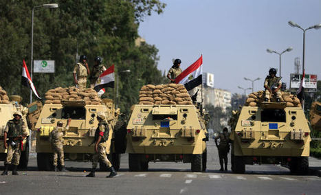 German Politicians, Media Defend the Egyptian Army | Saif al Islam | Scoop.it