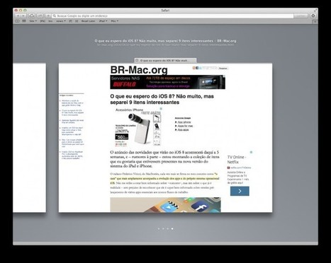 Safari: 4 atalhos de teclado e trackpad para gerenciar as abas no Mac | Apple Mac OS News | Scoop.it