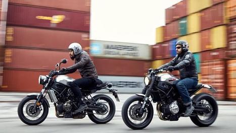 JvB-moto creates Yard Built XSR700 'Super 7' | Motorcycle Industry News | Scoop.it
