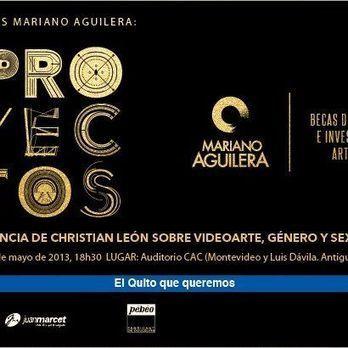 Premio Mariano Aguilera: Conferencia de Christian León sobre videoarte, género y sexualidad | Premio Nuevo Mariano | Scoop.it