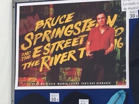 A Madrid, Bruce Springsteen a joué plus de titres de « Born In The USA » que de « The River » - le Blog Bruce Springsteen | Bruce Springsteen | Scoop.it