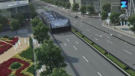 Bus der Zukunft: Die Verkehrs-Innovation aus China | weekly innovations | Scoop.it