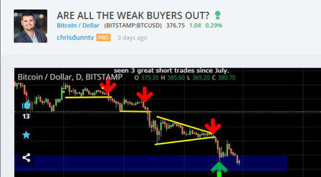 Can bulls hold this signals? - Bitcoin Price | Bitcoin newsletter | Scoop.it