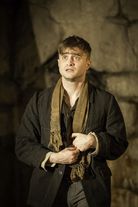 Daniel Radcliffe weaves a spell of humanity | iReview Theatre Scoop | Scoop.it