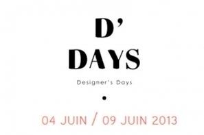L'événement Designer's Days fait peau neuve - Journal des femmes | Decoration Mydesign | Scoop.it